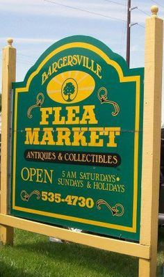 The Best Flea Markets in the Indianapolis, Indiana Area