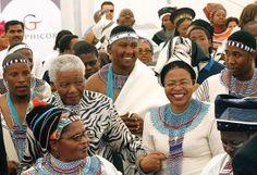 Nice Traditional Wedding dresses Madiba & the Xhosa.
