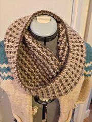 Ravelry: Gable Brioche Cowl pattern by Nancy Marchant