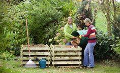 richtiges Kompostieren