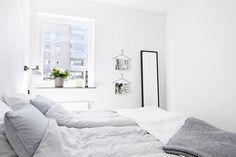 Inspiring Homes: White and Grey in Sweden (via Bloglovin.com )