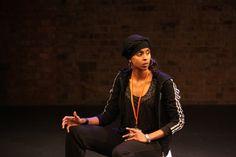 Yusra Warsama plays central character/narrator Suuban