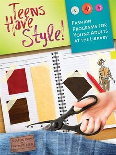 Overdrive E-book: Teens Have Style!