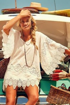 #anthrofave: Dresses: Sun and Maxi