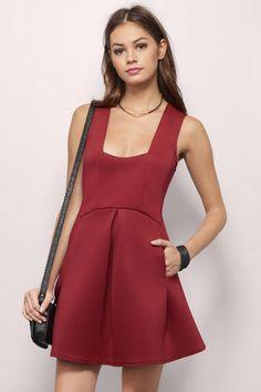 Ida Babydoll Dress