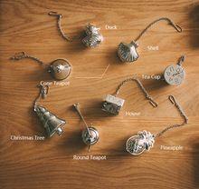 Симпатичные нержавеющей стали ситечко творческий шары удобный дом сад кухня г-н инструменты для приготовления пищи E - со друг заварки чая(China (Mainland))