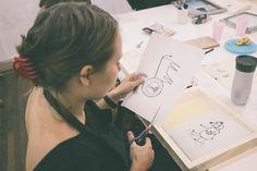 pinogay   Workshop Serigrafía Mágica