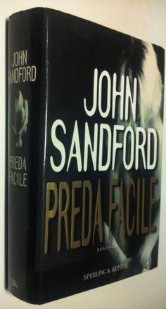 John Sandford PREDA FACILE 1°edizione Sperling&Kupfer 2001