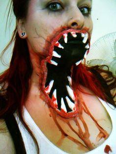 Zombie Walk makeup