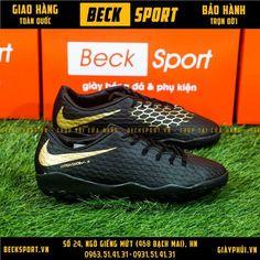 online retailer afcdf 17b0c Giày Bóng Đá Nike Zoom Hypervenom Đỏ Mũi Xám Cổ Chun TF