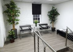 Office Flooring: Douglas Phillips Architect from Parterre Flooring. View our extensive collection of professional grade vinyl flooring today! Vinyl Flooring Installation, Luxury Vinyl Flooring, Outdoor Furniture Sets, Outdoor Decor, Restaurant, Patio, Places, Design, Home Decor
