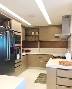 Destaque para esta belíssima cozinha. Amei! Via Decor Natal www.homeidea.com.br Face: /homeidea Pinterest: Home Idea #pontodecor #maisdecor #bloghomeidea #olioliteam #arquitetura #ambiente #archdecor #homeidea #archdesign #hi #tbt #home #homedecor #pontodecor #homedesign #photooftheday #love #interiordesign #interiores #cute #picoftheday #decoration #world #lovedecor #architecture #archlovers #inspiration #project #cozinha