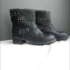 Available @ trendtrunk.com ASH-Boots By ASH Only $83.00 Ash Boots, 2014 Trends, Trunks, How To Wear, Accessories, Shopping, Shoes, Places, Fashion