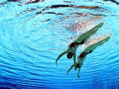 Synchronized swimming is good for your muscles and for your jOINts:)!!! #LiveConsciously #PaneraBread #swimming
