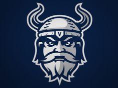 Vikings Baseball by Ryan Foose