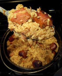 Jambalaya 99 Cents Pork Ham Turkey Dishes Chef Recipes Yummy