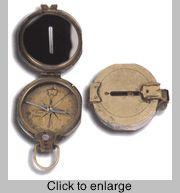 British Military Compass