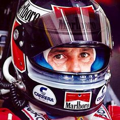 Gerhard Berger - Ferrari - Spain - 1989.
