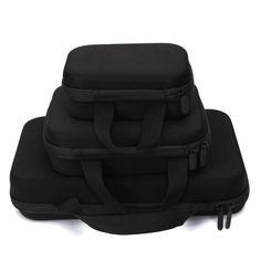 Waterproof Hard EVA Carrying Box Bag Case For GoPro Hero 1 2 3 3 Plus 4 Xiaomi Yi SJ4000 SJcam Sale - Banggood.com