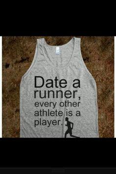 My new running shirt