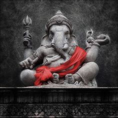 Make this Ganesha Chathurthi 2020 special with rituals and ceremonies. Lord Ganesha is a powerful god that removes Hurdles, grants Wealth, Knowledge & Wisdom. Shri Ganesh, Arte Ganesha, Ganesh Lord, Krishna, Hanuman, Lord Shiva, Durga, Ganesha Pictures, Ganesh Images