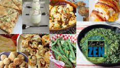 I love tracking the recipes that get the most love from our members on the Low Carb Zen Facebook page. People sometimes complain that we post too man... /lowcarbzen.com -  #Bacon #Bread #Cauliflower #Cheese #Chicken #Dessert #Hamburger #Meatloaf #Mushrooms #Pesto #Pizza #Spinach #Treats