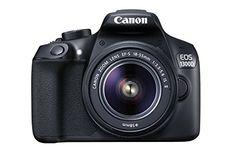 Canon EOS 1300D EF-S 18-55mm 18.7MP CMOS 5184 x 3456 Pixe...