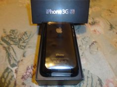 Apple iPhone 3GS Black 8GB AT Locked  Price: $209.99