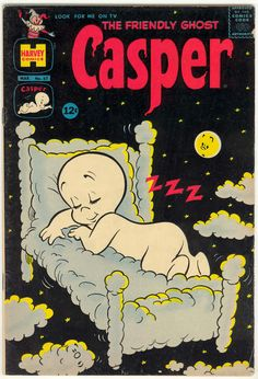 oh how i loved casper the friendly ghost when i was young...still do lol