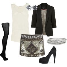 """""""Friday Nights Out"""" by jessiehard on Polyvore"""