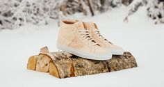 """The """"Royale Natural Selection"""" from Greats Brand releases, Tuesday Dec 23rd at midnight. They were made in extremely limited quantities with 100 pairs of each style produced."""