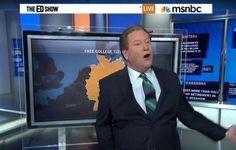MSNBC Host Praises Socialism: 'Here's Some Good Socialism!'