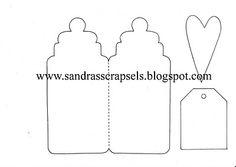 Sandra's Scrapsels...: Geboortekaartje