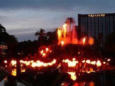 las vegas mirage volcano weddings
