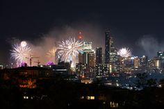Brisbane - Riverfire firework