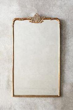 0a9976235472 Anthropologie Madeleine Mirror Home Decor Inspiration