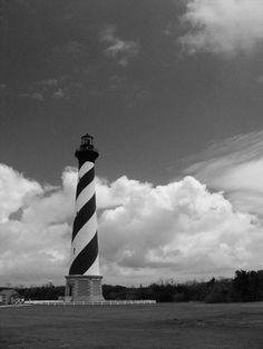 Cape Hatteras Light House by Patrick Terhune, via 500px.