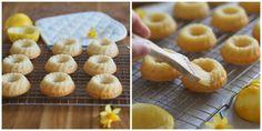 Mehevät Mini-Sitruunakakut | Annin Uunissa Mini, Cereal, Pineapple, Fruit, Breakfast, Food, Morning Coffee, Pine Apple, Essen