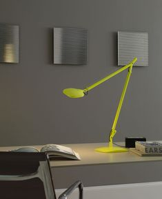 Volée is a latest-generation LED lighting fixture, in which formal research is combined with technological innovation. Characterized by a minimalist design, it...