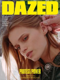 Dazed debuts its Spring/Summer 2016 covers starring model/actress Abbey Lee, Sarfraj Krim in India, a spellbinding Anna Ewers, musician ANOHNI and Paul Hameline.