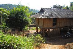 Traveling in northern Vietnam - Son La. www.north-vietnam.com... #vietnam #trekking #travel #wander #sonla #wanderings #mountains