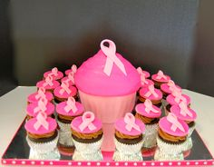 Made especially for Breast Cancer Awareness month
