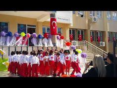 23 Nisan... Hep Seninleyiz Türkiye... Bilekli İlkokulu 3/A Sınıfı Birecik/Şanlıurfa - YouTube