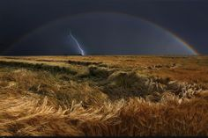 20 Attractive Photography of Rainbow