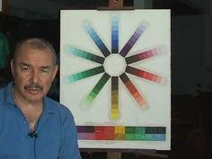 Curso de Pintura al Oleo en Español - Como Pintar al Oleo Paso a Paso para Principiantes - YouTube
