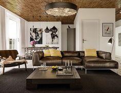 Im Folgenden Erhalten Sie Einige Tolle Wohnzimmer Ideen Mit Brauner Couch,  Die Sie Dazu Inspirieren Sollen, Ein Einzigartiges Interieur Zu Gestalten.