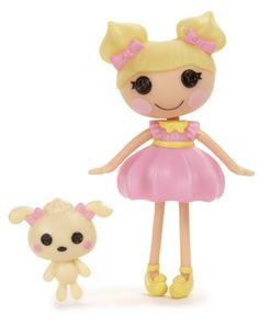 Lalaloopsy Mini Doll, Dollop Light-N-Fluffy - List price: $8.99 Price: $7.83 + Free Shipping