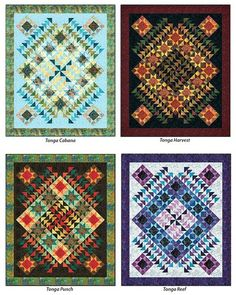 Flight Plan Free Quilt Pattern by Timeless Treasures