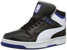 PUMA Rebound FS 4 Mid 354909 Herren Sneaker - http://on-line-kaufen.de/puma/puma-rebound-fs-4-mid-354909-herren-sneaker