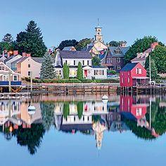 Portsmouth, New Hampshire | Coastalliving.com